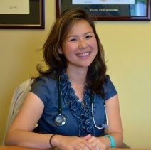 Dr. Jean Marie brown Ly M.D., Pediatrician