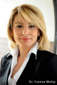Dr. Yvonne  Wolny  MD