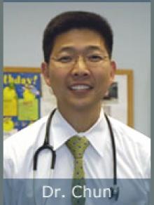 Dr. Walter J Chun  MD