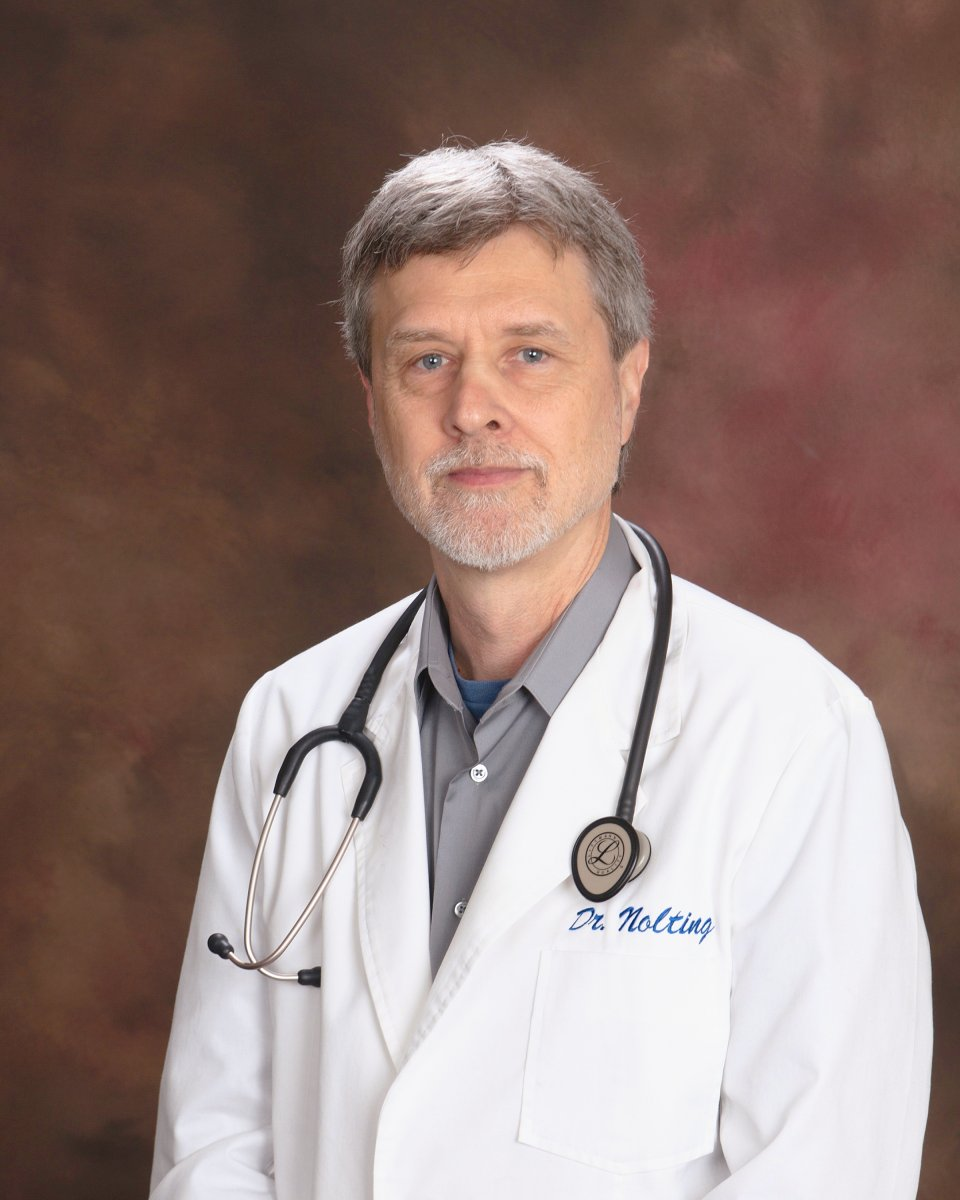 Dr. Mark Harrison Nolting, ND, Naturopathic Physician