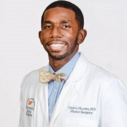 Dr. Cedric  Hunter M.D.