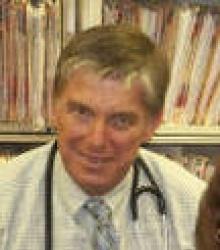 Dr. Frederick Paul Benson  M.D.