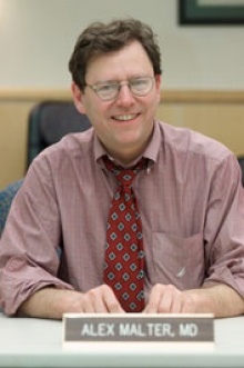 Dr. Alex  Malter  M.D.