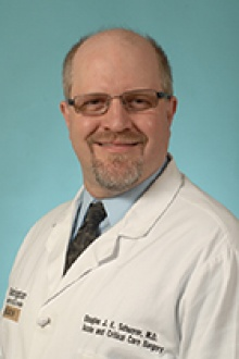 Dr. Douglas Je Schuerer  MD
