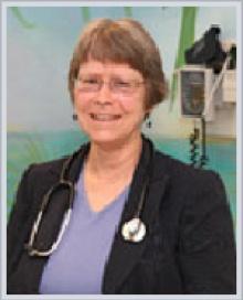 Elizabeth Susan Hodgson  M.D.