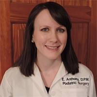 Dr. Elizabeth Anthony DPM, Podiatrist (Foot and Ankle Specialist)