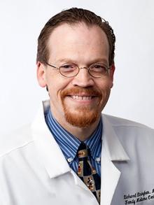 Richard V Stringham  MD