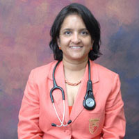 Miss Rama Shankar M.D., Internist