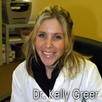 Dr. Kelly Greer DC, Chiropractor