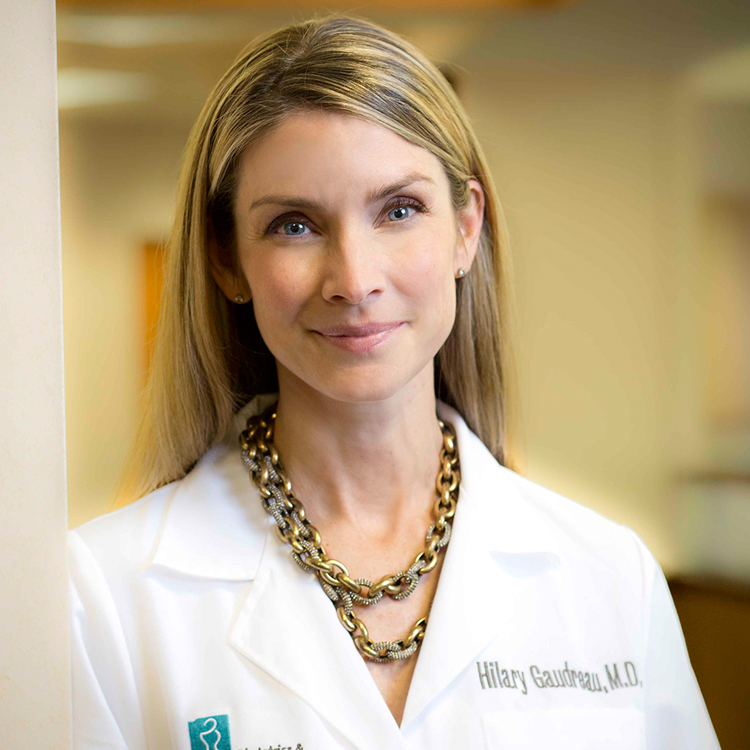 Dr. Hilary  Gaudreau MD