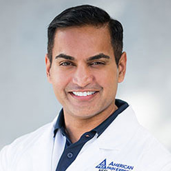 Dr. Neel Amin, MD, Pain Management Specialist
