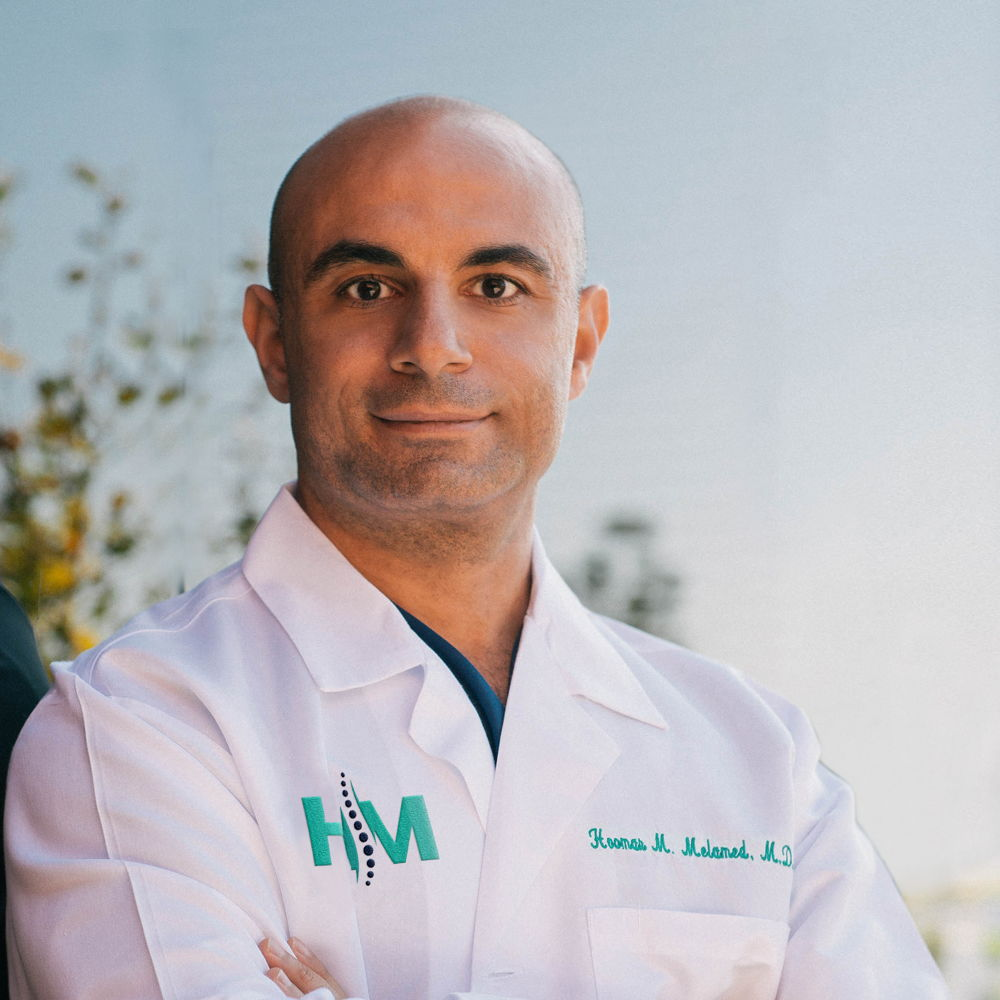 Dr. Hooman M. Melamed M.D., Orthopedist