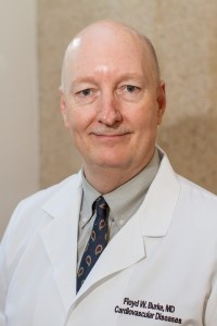 Dr. Floyd Whitlow Burke MD