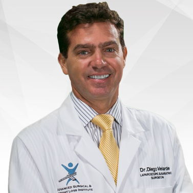 Dr. Diego Velarde MD, Internist