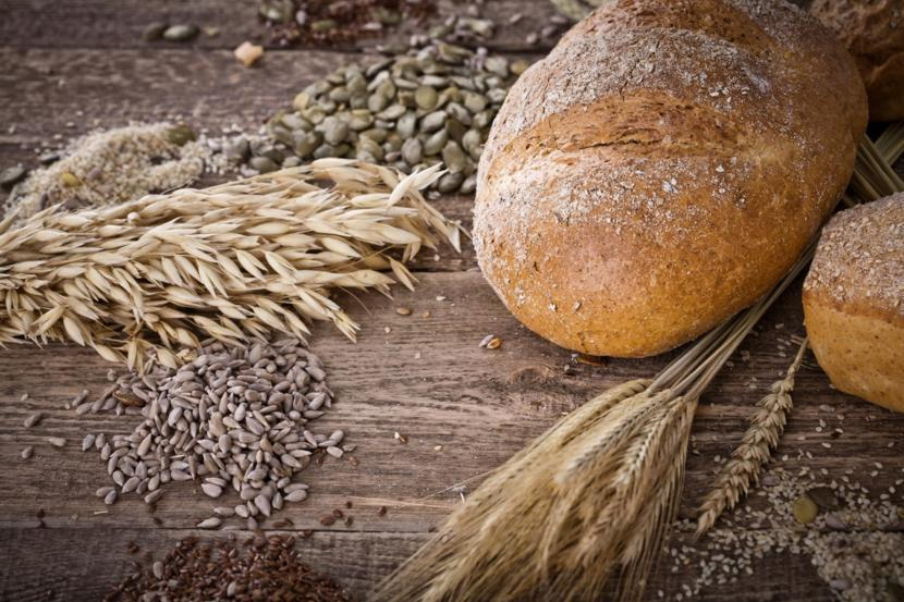 dash diet and brown bread