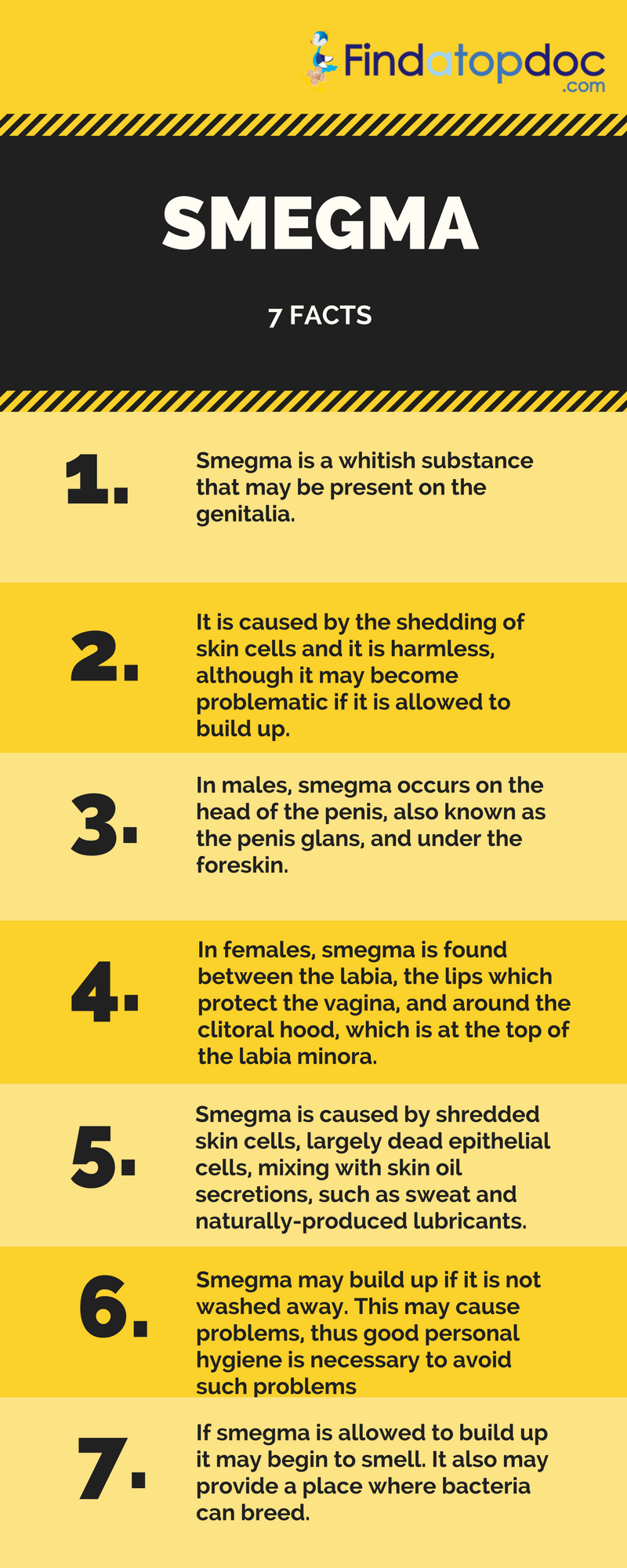 How To Get Rid Of Smegma For Men And Women