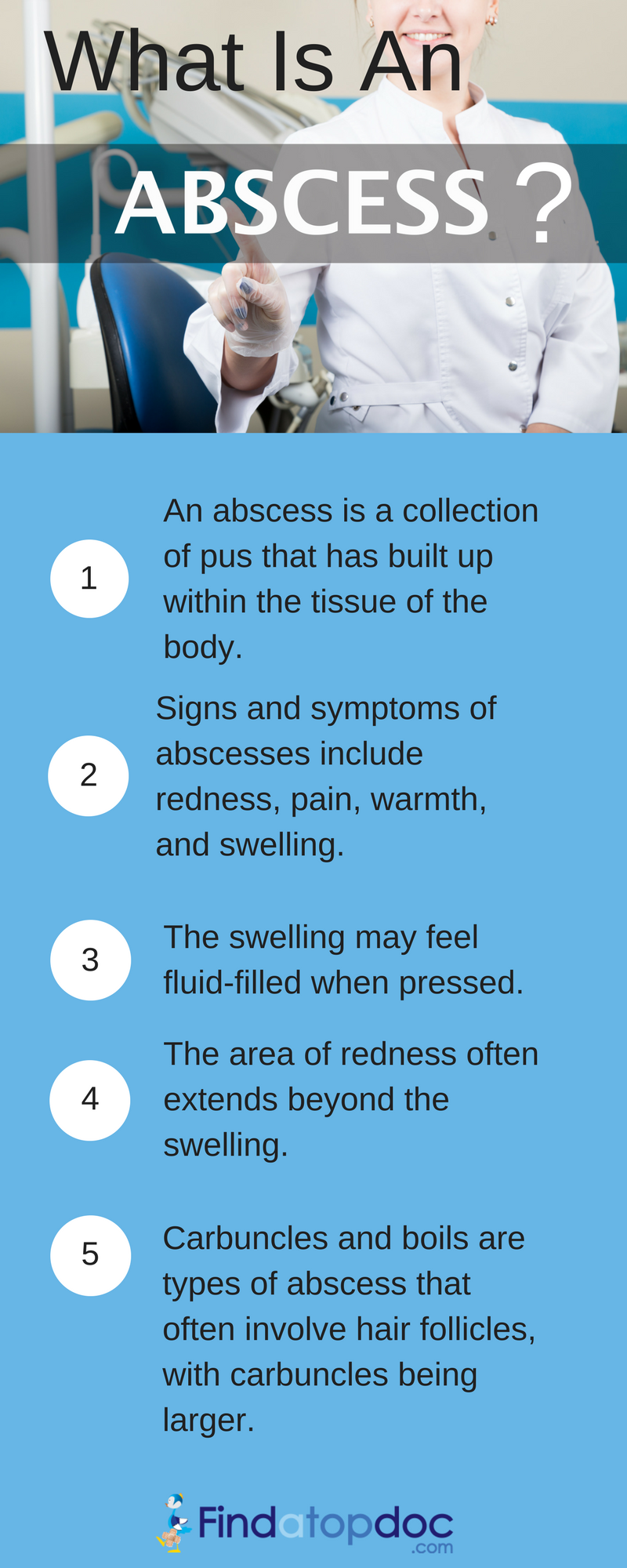 What is an Abscess? How to Get Rid of an Abscess?
