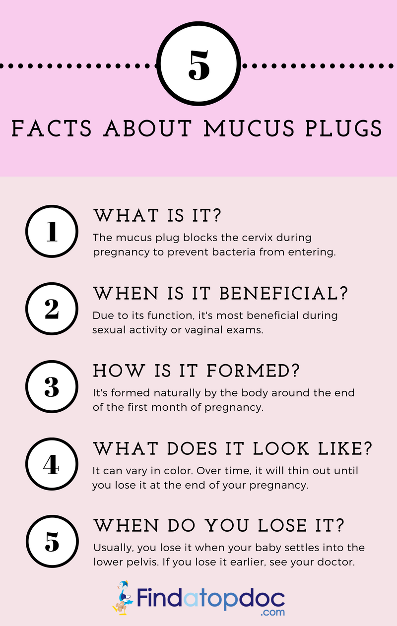 What Is a Mucus Plug: What Does a Mucus Plug Look Like