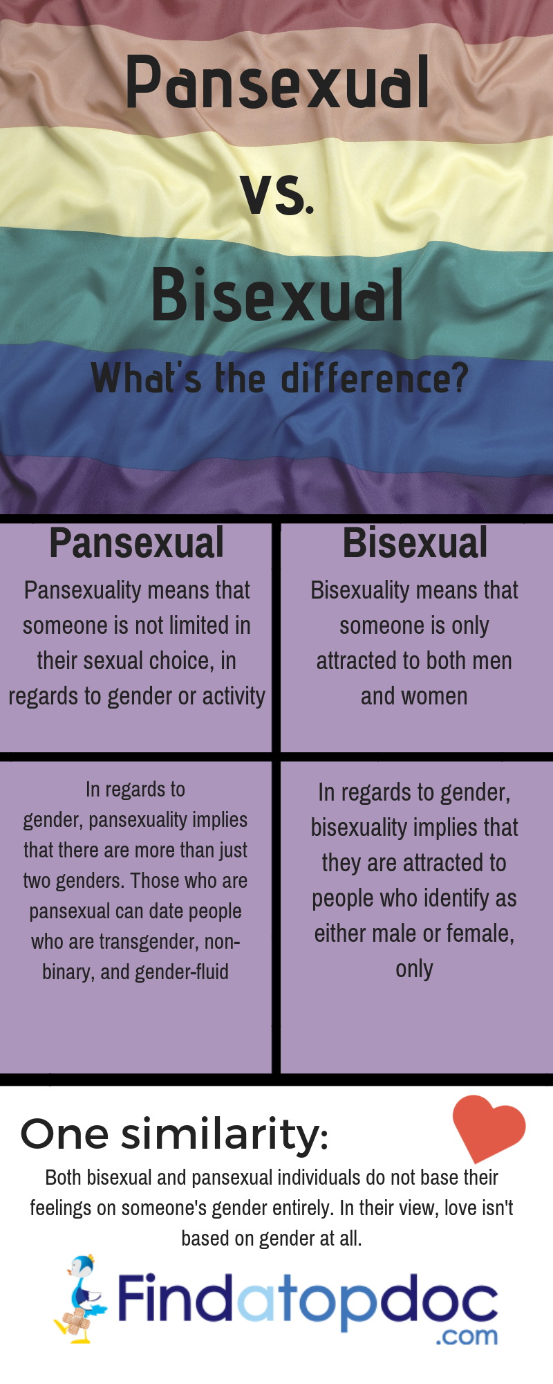 What Is Pansexual? What Does Pansexual Mean?