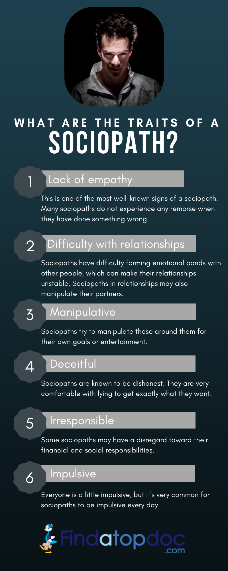 The what a is definition sociopath of Sociopathy