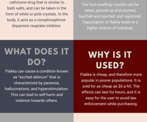 Flakka: The Top 10 Questions like What is it and where it found