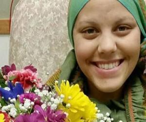 Young Bodybuilder Shares Her Battle Against Ovarian Cancer