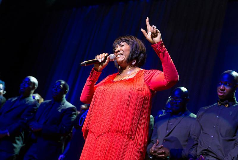 Patti Labelle Uses Clean Food To Help Fight Diabetes
