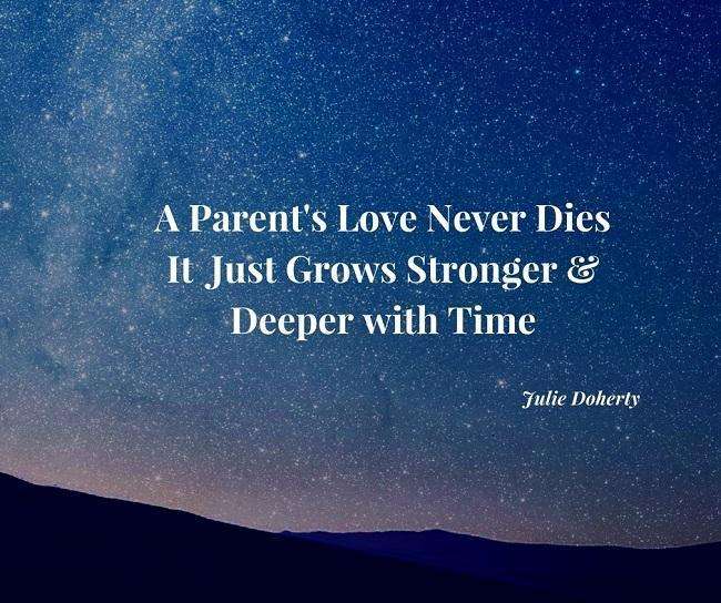 A Parents Love Never Dies Establishing Positive Relationship With Your Adult Children