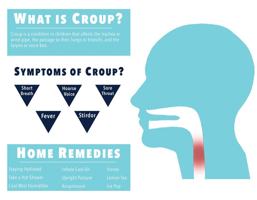 Laryngitis What Is Croup What Are The Symptoms Of Croup