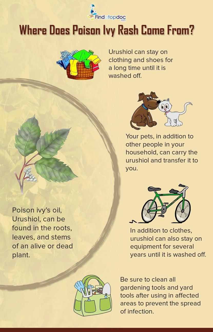 how to get rid of poison sumac rash
