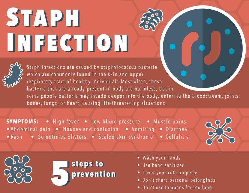 Blood infection bacteria