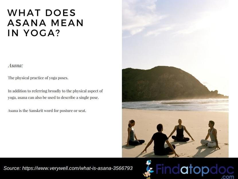 What Does Asana mean Yoga?