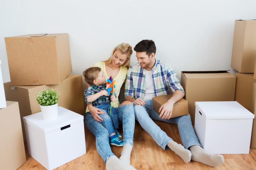 How to handle moving in order to improve special needs for Family home storage