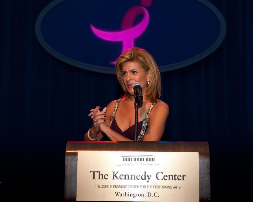 NBC Todays Hoda Kotb Opens Up About Her Personal Fight With Breast Cancer